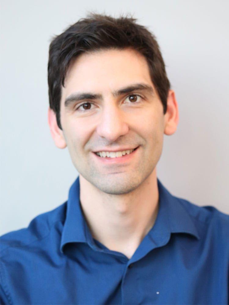 Dr. Anthony Bellusci, general dentist