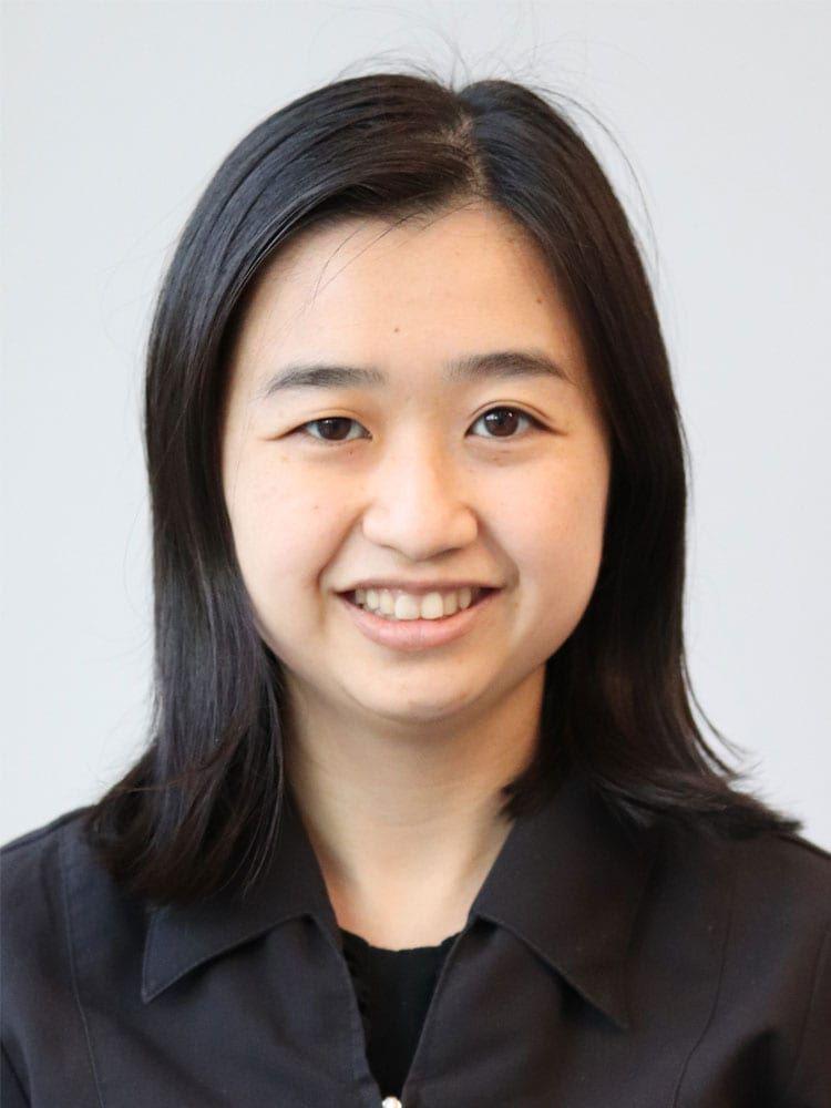 Dr. Vivian Chow, general dentist